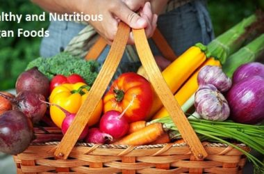 Healthy And Nutritious Vegan Foods