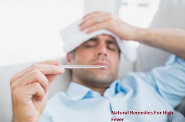 Natural Remedies for High Fever