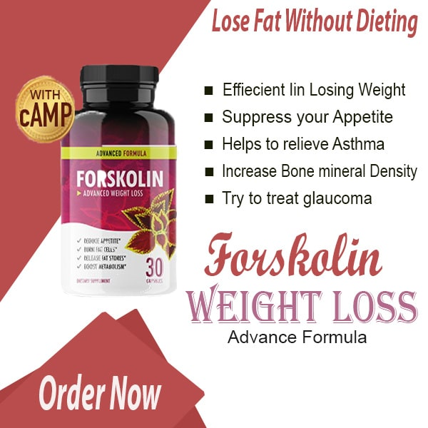 Forskolin Product