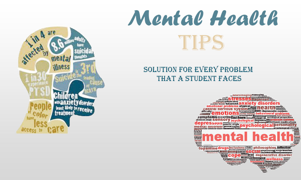 mental health tips for students life