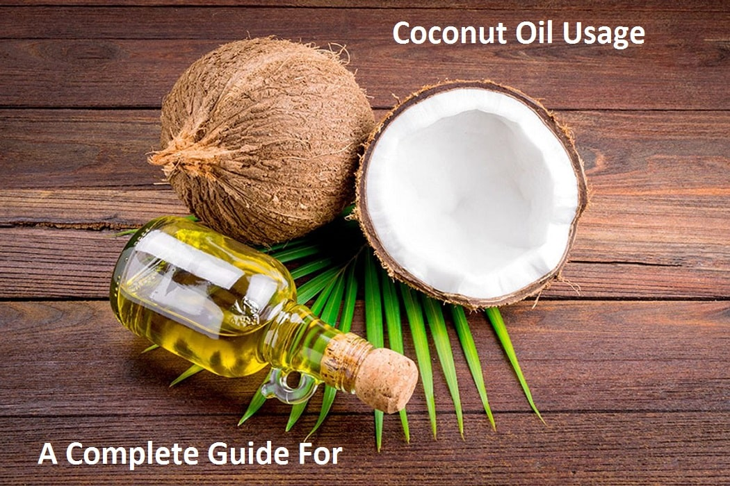 coconut oil usage