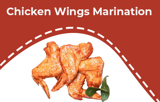 How long you Marinate Chicken Wings