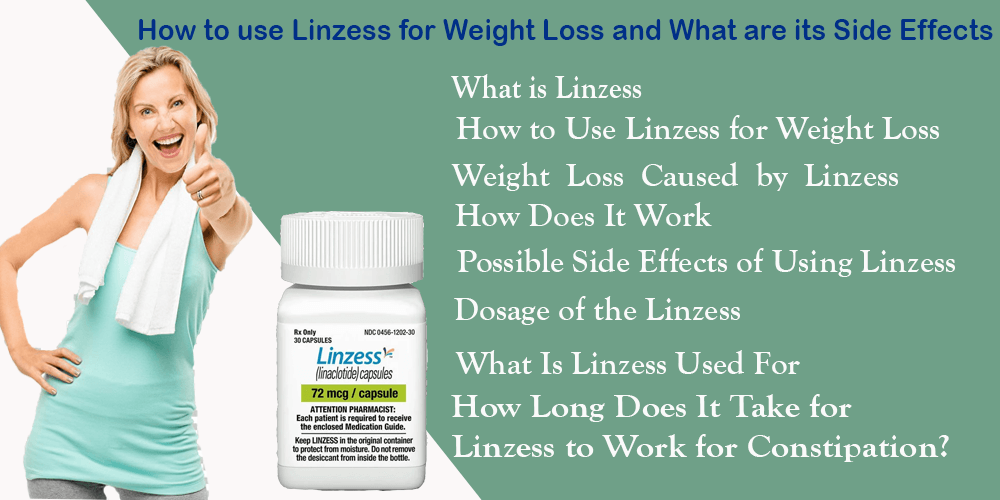 How to use Linzess for Weight Loss